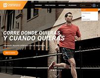 Sportafolio Web