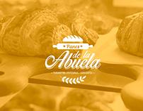 Panes de la Abuela - Logo Design