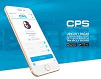CPS APP - UI/UX App Design