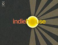 Indie House - web site para Agencia DSGN