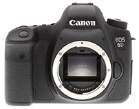Canon 6D: ficou mais fácil ser full frame!