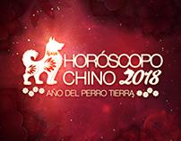 Horóscopo chino 2018 para Venevision.com