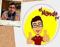 Avatar Cartoon for @elnandotv