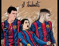 illustration: Barcelona FC