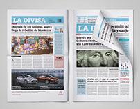 """Diario económico """"La Divisa"""""""