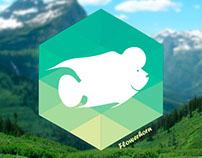 Flowerhorn - logotype.