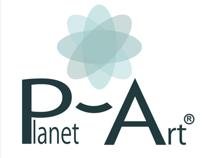 Planet-Art - Logo
