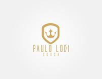 Logotipo Paulo Lodi Coach