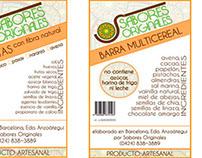 Diseño de etiquetas para productos