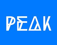 Peak WordPress Theme - Logo by Visualmodo