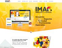 Pagina web IMAN