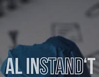 Diseño web / Alinstandt