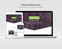 Site Missão Cuidar