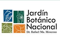Identidad Corporativa y Señalética Jardín Botánico