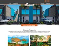 Diseño de Página Web Empresa: Petrozona Oriente
