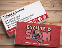 Cartões de Visita ( Business Card )
