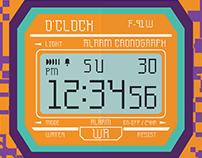 O'Clock - Siempre a tiempo