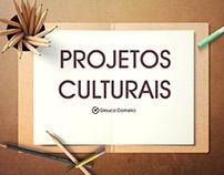 Projetos Culturais 2016-2017