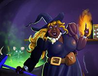 Sassy Witch
