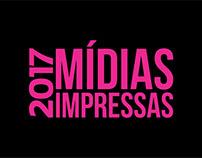 MÍDIAS IMPRESSAS 2017