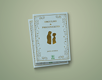 Design editorial do livro Orgulho & Preconceito