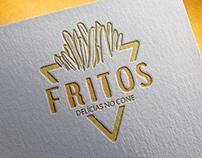 FRITOS Delicias no cone