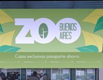 Señaletico Zoo de Buenos Aires