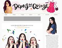 Header para o blog da Bruna Vieira