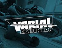 Varial Skate Shop