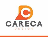 Logotipo Careca Design
