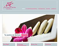 Campaña lanzamiento de Andrea Florido Estética
