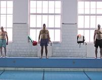 Condición de Buenos Nadadores // Tarjetas personales