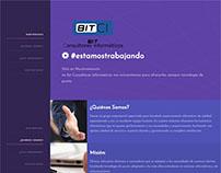 Sitio web Bitci