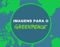 Imagens usadas no Greenpeace