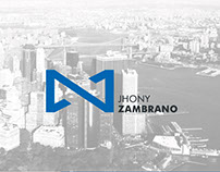 Jhony Zambrano / Personal Brand