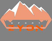 Logo E-commerce ZYON