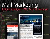 Diagramação - Impressos, MailMarketing e PDFs on-line