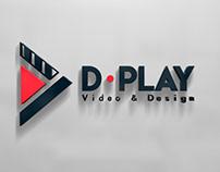D • Play Video & Design -Identidade Visual