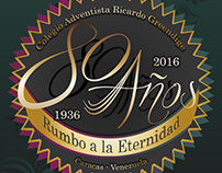 80 Aniversario Años Colegio Ricardo Greenidge