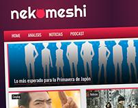 Nekomeshi 2.0 - www.nekomeshi.moe