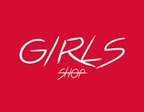 Logotipo Empresa Fictícia - Girls Shop