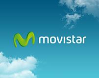 Movistar - Piezas varias