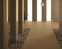 corridor stones