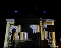 Sweet Christmas, Projection Mapping, Cali - Colombia