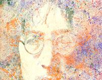 John Lennon Grunge