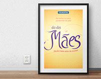 Cartaz Dia das Mães - Tramontina
