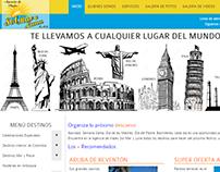 Agencia de Viajes Sol Mar y Luna - 2015