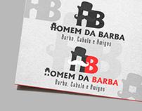 Logotipo criada para uma Barbearia