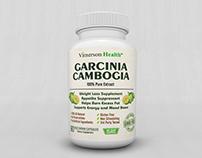 Garcina Cambogia Renders