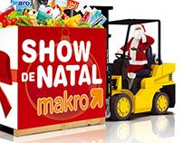 Makro - Show de Natal